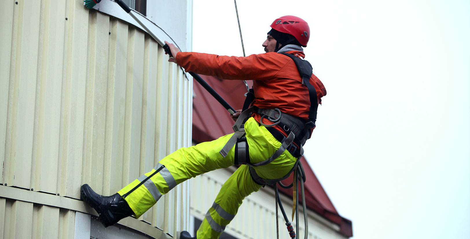 UltraRent Vatten - Ropeaccess