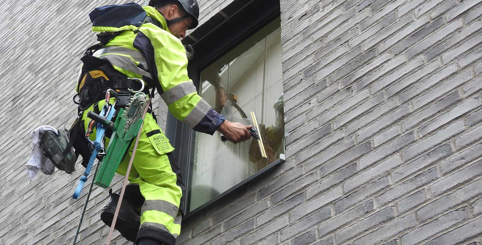 Fönsterputs & Ropeaccess